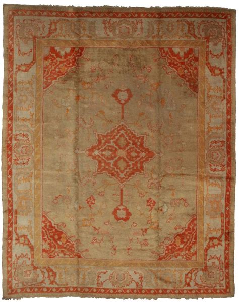 10 by 12 rugs antique turkish oushak 10x12 rug 13680 rugs