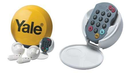 out of the range of yale alarms which is best for