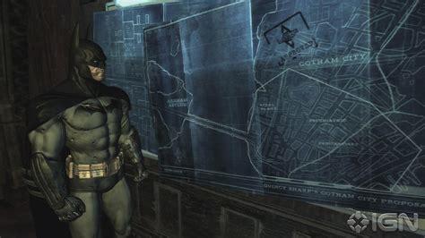 arkham asylum secret room batman arkham city info