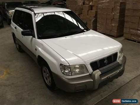 subaru forester for sale in australia