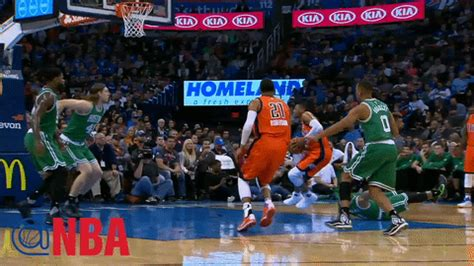 nba wallpaper gif russell westbrook dunk gif by nba find share on giphy