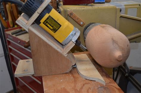 router jig templates anyone made their own lathe router jigs with success