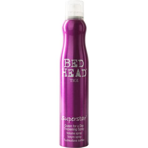 bed head superstar bed head superstar queen for a day 300ml glossme