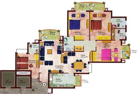 wembley floor plan wembley premium tower by eros group in sector 49 gurgaon