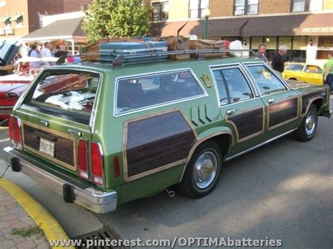 blue station wagon wagon queen family truckster a fine automobile unlike