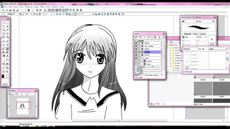 drawing studio free tutorial studio ex 4 0 how to draw a