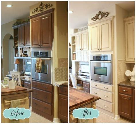 old kitchen cabinets makeover pinterest the world s catalog of ideas