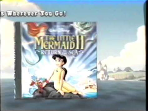 the mermaid ii return to the sea soundtrack 2000