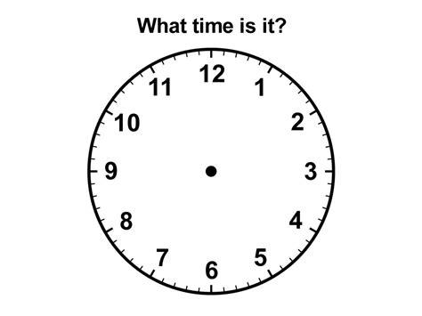 printable clock model clock clipart handless pencil and in color clock clipart