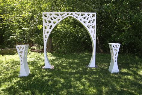 Wedding Arch Rental Nyc by Mediterranean Moroccan Ceremony Arch Couture Event