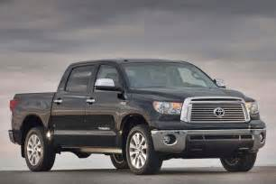 Toyota Tundra 2011 2011 Toyota Tundra Review Specs Pictures Price Mpg