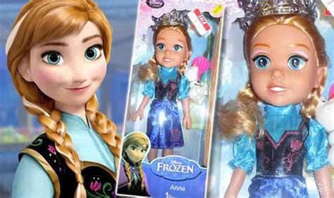 frozen doll history trading standards warn of poison in frozen dolls uk