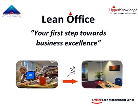 Lean Office by Smiling Lean Office Introduction Eng Version