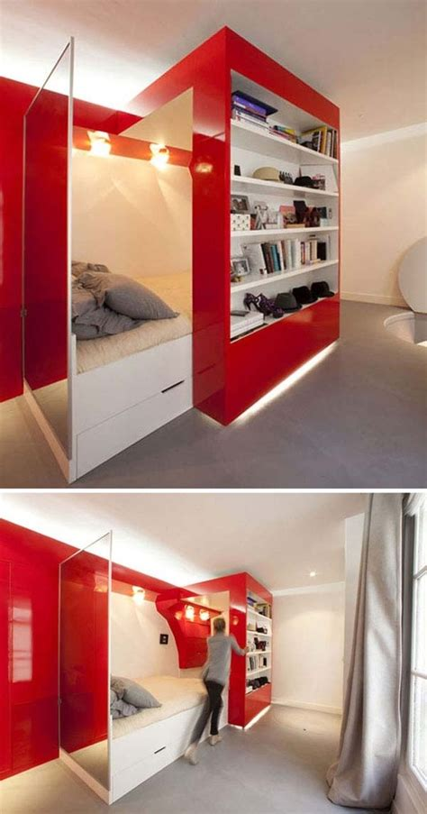 hidden bed furniture 50 super practical hidden beds to save the space digsdigs