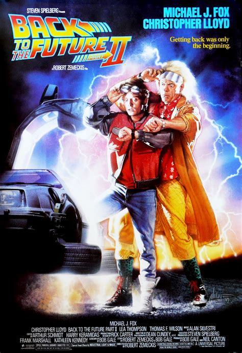 in back to the future part ii how could old biff have back to the future part ii 1989 billy s film reviews