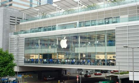 apple x hong kong apple to finally plant a flagship store in the samsung