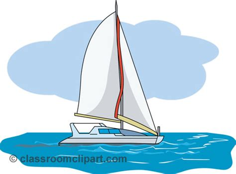 clipart boat on water picture of boat in water cliparts co