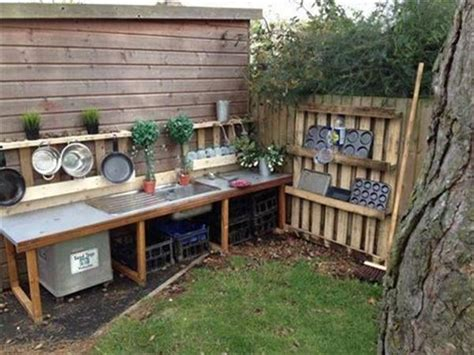 outdoors kitchen diy outdoor pallet kitchen recycled pallet ideas