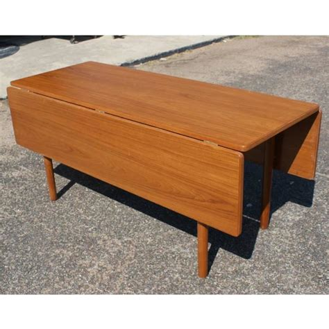 Modern Drop Leaf Table Mid Century Modern Drop Leaf Dining Table For Sale At 1stdibs