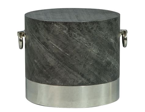 stainless steel end table grey and stainless steel end table carrocel