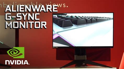 the alienware aw2518h nvidia g sync monitor