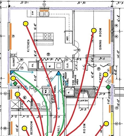 bedroom wiring diagram 22 wiring diagram images wiring