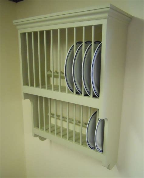 Painted Plate Rack by Painted Plate Rack Pine Storage Solutions Find Made