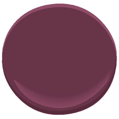 burgundy 2075 10 paint benjamin burgundy paint colour details