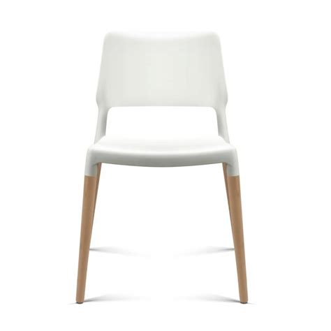 M S Dining Chairs 4x Belloch Replica Dining Chairs In White Buy Sets Of 4