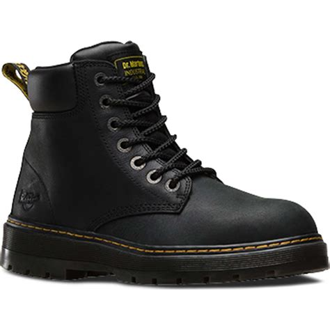 Boot Safety Dc dr martens winch ew steel toe work boot 16801001