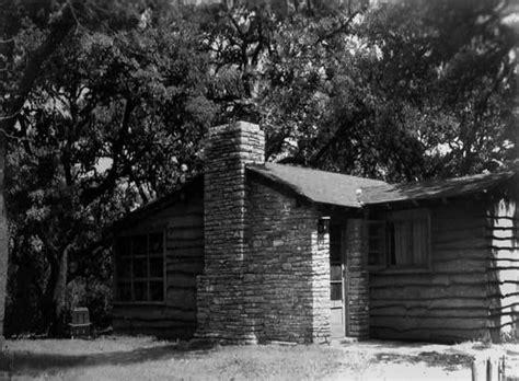 Garner State Park Reservations For Cabins by Tpwd Item Cottage Garner State Park C 1938