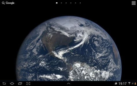 wallpaper earth real time real earth live wallpaper android apps on google play