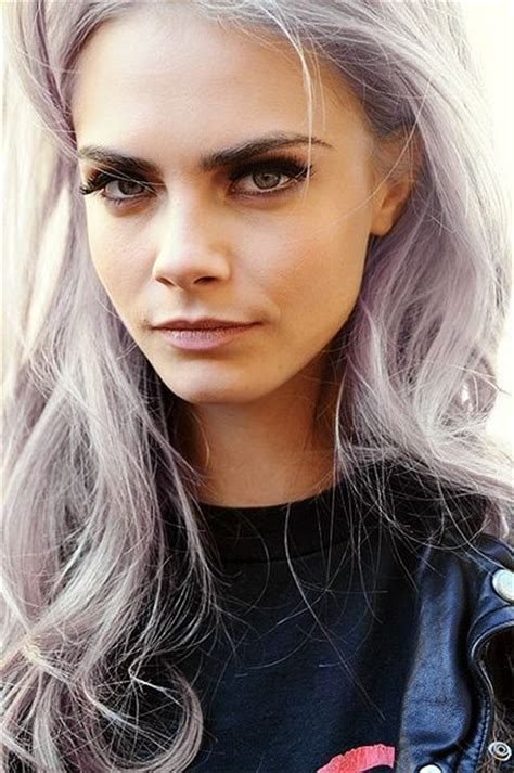 gray hair fad grey hair spring hairstyle trend 2015 1 the fashion tag blog