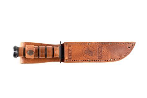 ka bar usmc utility knife ka bar usmc tactical utility knife w leather sheath