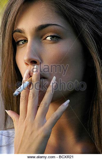 young girl smoking cigarette stock photos images women smoking stock photos women smoking stock images