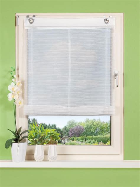 thin blinds for window roller blinds with window hook thin stripes white 80x140cm