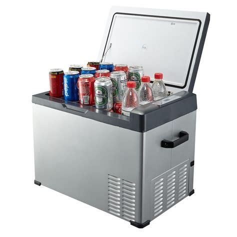 Freezer Box Mini Murah c25 promotion small portable freezer refrigerator cing cooler box 12v 25l battery powered
