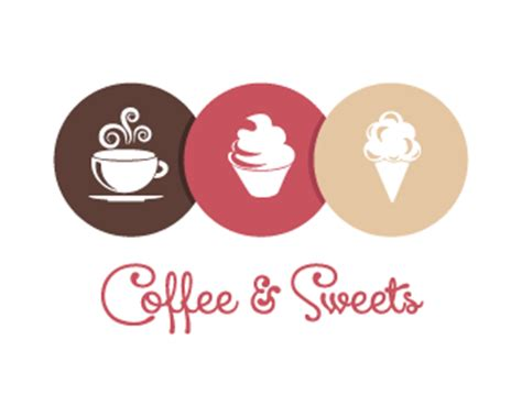 Coffee and sweets Designed by dalia   BrandCrowd
