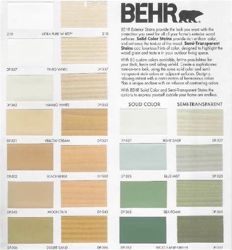 behr concrete paint color chart motorcycle review and galleries