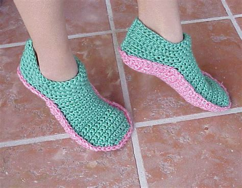 crocheted slipper patterns kriskrafter new crochet slipper pattern quot options quot