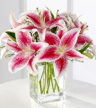 Vas Bunga Square Glass Vase the ftd 174 clemson university tigers bouquet 6
