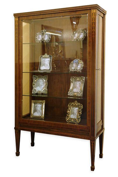 glasvitrine antik glasvitrine antik haus ideen