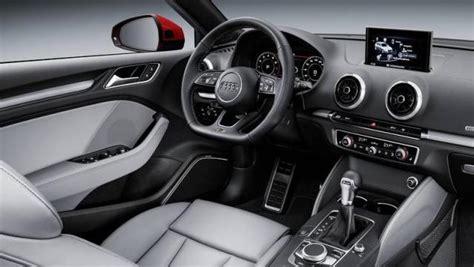 interni audi a3 sportback audi a3 sportback listino prezzi 2018 consumi e dimensioni