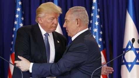 donald trump yerusalem trump embraces israel but russian ties still trail him