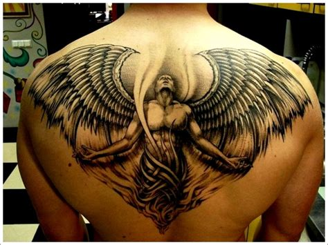 muslim angel tattoo 55 beautiful religious tattoo designs
