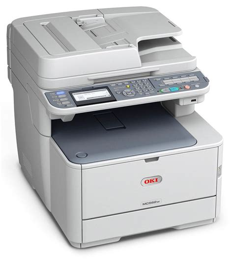 Printer Oki oki mc562w review rating pcmag