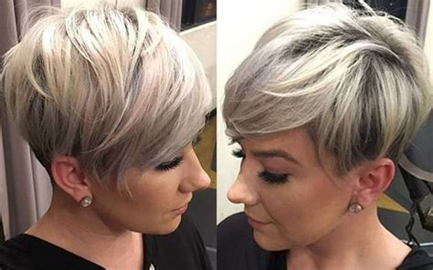 new hair styles for blondes apple face short hairstyles women 2017 fashion and women