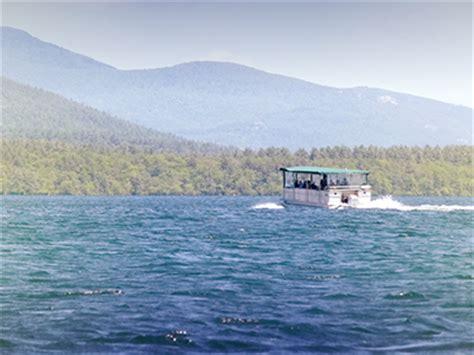 squam lake boat rentals discover squam cruise squam lakes natural science center