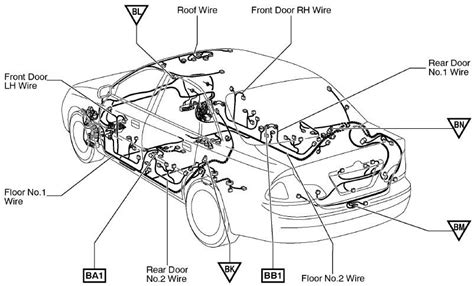 2003 toyota avalon radio wiring diagram 39 wiring