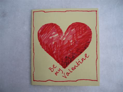 valentines card drawing ideas craft with s day cards easy ideas